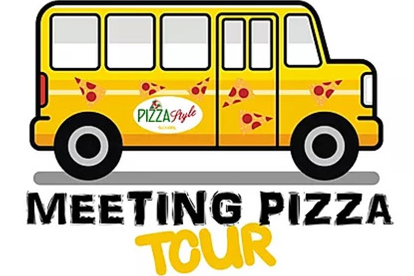 Meeting pizza tour 2017
